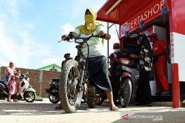 Pertashop mempermudah warga memperoleh BBM