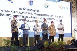 Sinergi KPK, PLN dan Kementerian ATR/BPN Berhasil Amankan 1.419 Persil Aset Tanah di Sulawesi Tenggara dan Maluku Utara