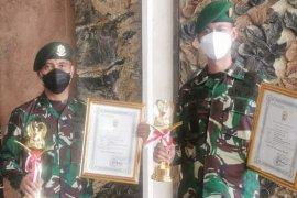 Dandim 0103/Aceh Utara juara III lomba karya tulis teritorial TNI AD