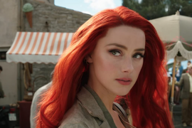 Amber Heard didesak untuk hengkang dari \'Aquaman 2\'