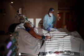 Prancis mencatat 27.228 kasus COVID-19 baru, 302 lebih kematian
