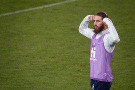 Ramos bersiap pecahkan rekor caps Eropa pada Spanyol derby Swiss
