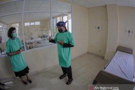 RS Marzoeki Mahdi Kota Bogor tambah enam ruang isolasi pasien COVID-19
