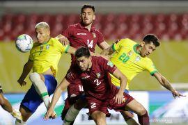 Setelah kalahkan Venezuela 1-0, Brazil siap bertemu Uruguay