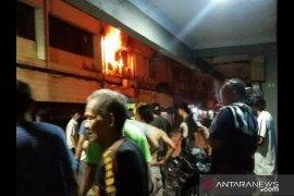 Petugas Damkar : korek api diduga penyebab kebakaran di Jakarta Barat