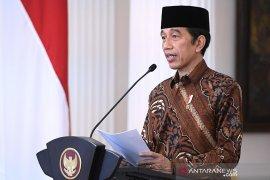 Presiden Jokowi sebut keselamatan rakyat adalah hukum tertinggi