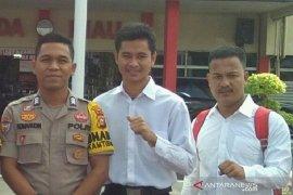 Dua putera Suku Talang Mamak  Riau  jadi bintara polisi