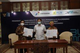 PLN dan Pertamina sinergi bentuk Indonesia Energy and Electricity Institute