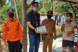 PT Timah serahkan 1.000 masker dan vitamin