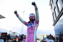 Stroll raih pole position perdana di Turki, akhiri dominasi Mercedes
