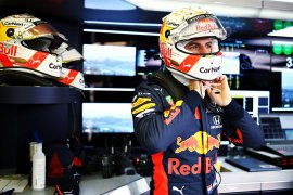 Fromula 1: Verstappen kecewa kecolongan pole position di Grand Prix Turki