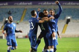 Siprus ukir kemenangan perdana Nations League usai  taklukkan Luxemburg