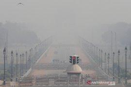 Warga India hirup udara beracun, sehari usai Festival Diwali