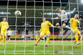 Timnas Jerman bangkit dan hempaskan Ukraina 3-1
