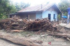 48 rumah rusak diterjang banjir bandang di Aceh Tenggara