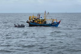 Satgas tangkap 115  kapal ikan asing di perairan Pulau Berhala