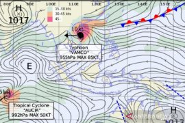 Guyuran hujan landa Sumut akibat Sirkulasi Eddy di Sumatera