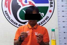 Polisi tangkap pemuda Peniraman kedapatan miliki sabu