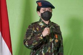 Puan Maharani dianugerahi sebagai warga kehormatan Korps Brimob Polri