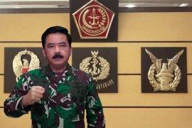 Panglima TNI: Pengabdian Marinir warnai perjalanan bangsa
