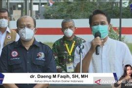 IDI mohon masyarakat tidak makin perberat situasi COVID-19 di Indonesia