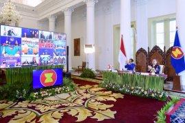 Presiden Jokowi: Implementasi RCEP butuh komitmen politik tinggi