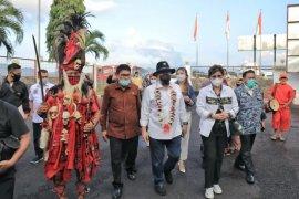 Bunaken masuk Cagar Biosfir UNESCO, LaNyalla dorong pengembangan pariwisata Sulut