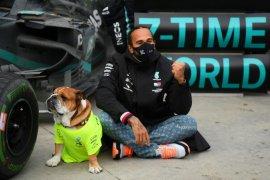 Formula 1: Perjalanan hidup Lewis Hamilton hingga gelar juara dunia ketujuhnya
