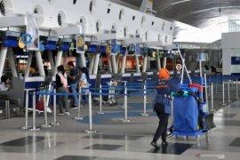 Jumlah penumpang ke luar negeri dari Kualanamu anjlok