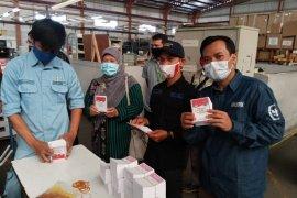 KPU Depok pastikan logistik surat suara Pilkada aman tersedia
