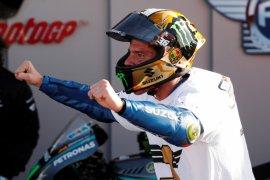 Joan Mir kunci gelar juara dunia MotoGP 2020 di Valencia