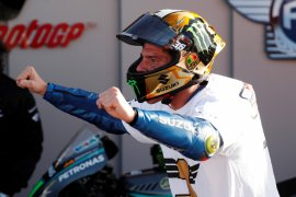 Mir pastikan gelar juara dunia MotoGP 2020 di Valencia