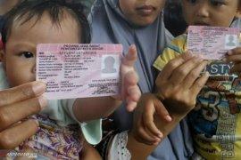 Baru 42,6 persen anak di Bengkulu miliki KIA