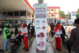 Pertalite harga khusus, program Langit Biru hadir di Kabupaten Serang dan Kota Cilegon