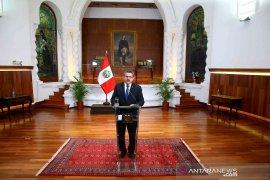 Presiden Peru Manuel Merino  mundur pascademonstrasi maut