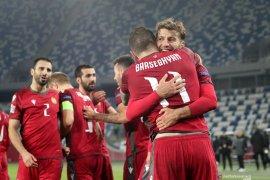 Armenia menjaga peluang promosi usai taklukkan Georgia
