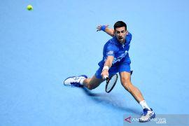 ATP Finals 2020: Djokovic tundukkan Schwartzman di laga pertama