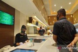 Hari pertama dibuka, penonton bioskop di Bengkulu 300 orang