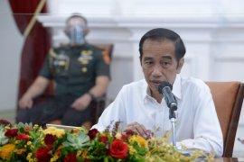 Jokowi: Keselamatan rakyat adalah hukum tertinggi