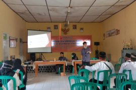 133 pengawas TPS Kecamatan Sukadana dilantik