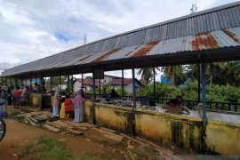 Lima pasar tradisional yang aktif di Kabupaten Kayong Utara