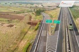 Jalan tol akses BIJB Kertajati diprediksi selesai akhir 2021