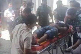 Seorang penumpang transit di Bandara Sultan Hasanuddin mencoba bunuh diri