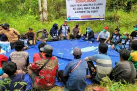 KPU Jambi sosialisasi terkait pemungutan suara ke kelompok rentan