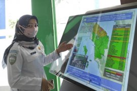 Pekan kedua November  terjadi 11.640 kali sambaraan petir di Sumut