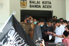 Gerakan pemuda islam dukung Pemko Banda Aceh tindak tegas pelanggar syariat