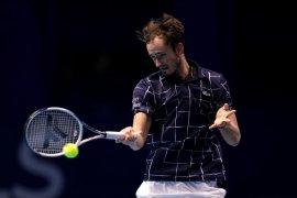 Medvedev menang perdana di ATP Finals