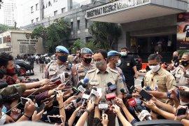 Terkait kerumunan massa di rumah Habib Rizieq Shihab,  Anies penuhi panggilan Polda Metro Jaya