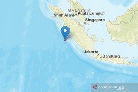 Gempa bumi dengan magnitudo 6,3 guncang Sumbar