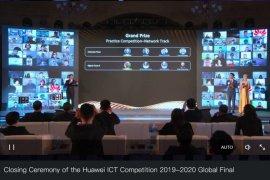 Institut Teknologi Bandung juara Huawei ICT Competition 2019-2020